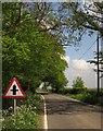 ST2201 : Approaching Ridge Cross by Derek Harper