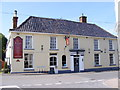 TM4679 : The Angel Inn, Wangford by Adrian Cable