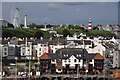 SX4753 : Plymouth : City Scenery by Lewis Clarke