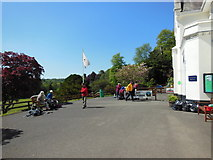SX4975 : Checkpoint 9B, 57.3 miles by Ian S
