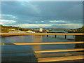 NZ1963 : Scotswood Bridge from Blaydon Bridge by Richard Cooke