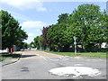 TQ4987 : Jutsums Lane near Romford by Malc McDonald