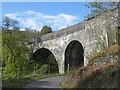 NM6786 : Larichmore Viaduct by M J Richardson