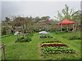 NY6128 : Springtime in the gardens at Acorn Bank by Carol Walker