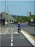 J3574 : Sydemham Rd, Belfast. by Robert Ashby