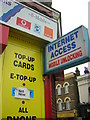 TQ3268 : Internet access but NOT Oyster Cards, Thornton Heath by Christopher Hilton