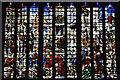 TL4458 : Great East Window by Richard Croft