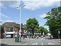 TQ5490 : Station Road, Harold Wood by Malc McDonald