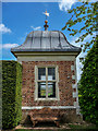 TL2308 : Summerhouse, Hatfield House, Hertfordshire by Christine Matthews