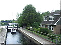 TQ3799 : Rammey Marsh Lock, near Waltham Abbey by Malc McDonald