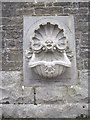 NX6056 : A stone drinking fountain on the Clock Tower by Ann Street by Stanley Howe