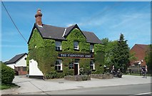 SK4338 : The Carpenters Arms in Dale Abbey by Jonathan Clitheroe