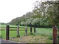 SP4743 : Field Entrance by Nigel Mykura