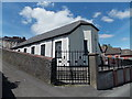 SO1400 : St Peter's on the Graig RC church, Bargoed by Jaggery