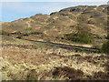 NM7582 : The Fort William-Mallaig Railway by M J Richardson