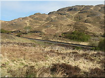 NM7582 : The Fort William-Mallaig Railway by M J Richardson