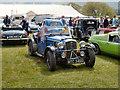 SD6342 : Classic Cars at Chipping Steam Fair by David Dixon