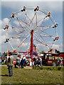 SD6342 : Big Wheel, Chipping Steam Fair by David Dixon