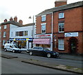 SO5039 : Rutherford Family Butchers, Hereford by Jaggery