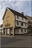 SP0202 : The Bear Inn, Dyer Street, Cirencester, Gloucestershire by Christine Matthews