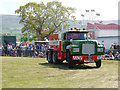 SD6342 : Green Lane Showground, Commercial Vehicle Parade by David Dixon
