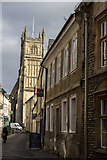 SP0202 : Black Jack Street, Cirencester, Gloucestershire by Christine Matthews
