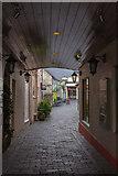 SP0202 : Swan Yard, Cirencester, Gloucestershire by Christine Matthews