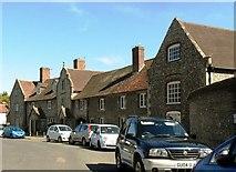 TQ5802 : Almshouses, Willingdon by nick macneill