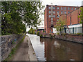 SJ9398 : Oxford Mills, Ashton Canal by David Dixon