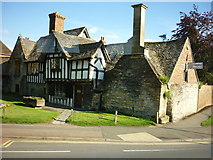 SP0343 : Almonry, Evesham by Carroll Pierce
