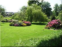 NY3956 : Bitts Park, Carlisle by David Purchase