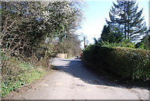 TQ5571 : Darenth Road South by N Chadwick