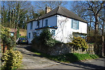 TQ5571 : Cottage, Darenth by N Chadwick