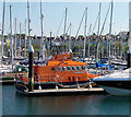 J5082 : Dunbar Lifeboat, Bangor Marina by Rossographer