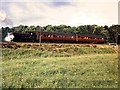 ST5615 : Push-pull train to Yeovil Junction by Richard Green