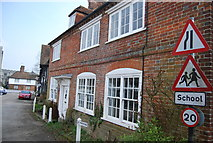 TR0653 : The Square, Chilham by N Chadwick