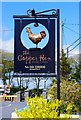 S5301 : The Copper Hen (2) - sign, Fenor, Co. Waterford by P L Chadwick