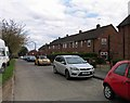 SK5506 : Houses on Groby Road by Andrew Tatlow