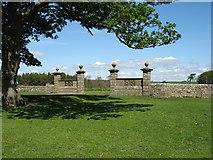 NY9968 : The entrance to Halton Castle by David Purchase
