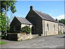 NY9173 : Barrasford Methodist Church by David Purchase