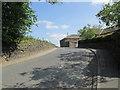 SE0933 : Spring Holes Lane - viewed from Wicken Lane by Betty Longbottom