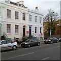 SO9522 : Swinton office Cheltenham by Jaggery