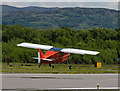 NM9034 : G-BMHL departs Oban Airport by The Carlisle Kid
