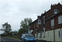 SO9466 : The Boat and Railway inn by David Smith