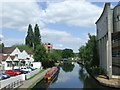 TQ0584 : Grand Union Canal, Uxbridge by Malc McDonald