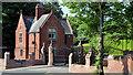 J3371 : Stranmillis gate lodge, Belfast by Albert Bridge