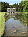 SE8675 : Palladian Bridge, Scampston Hall by Pauline E