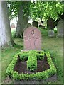 NY4459 : Gravestone in the churchyard of St John the Evangelist, Crosby-on-Eden by David Purchase