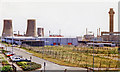 NY0304 : General view of Sellafield Nuclear Plant, 1986 by Ben Brooksbank