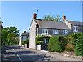 ST5422 : Houses in Limington by Nigel Mykura